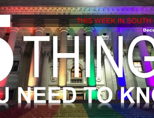 5 THINGS YOU NEED TO KNOW THIS WEEK (December 12, 2019)