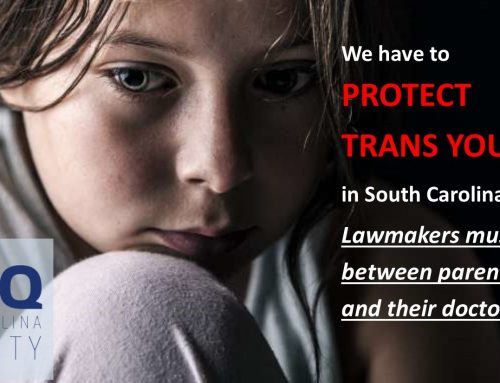South Carolina wants to ban lifesaving medical treatments for trans kids. It's part of a bigger push around the country.