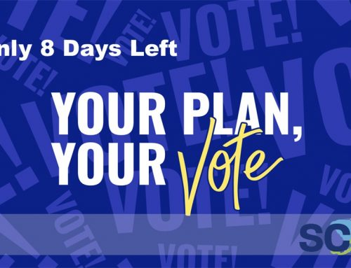 Only 8 Days Left. What's Your Plan?