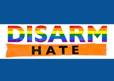 Disarm Hate South Carolina Equality