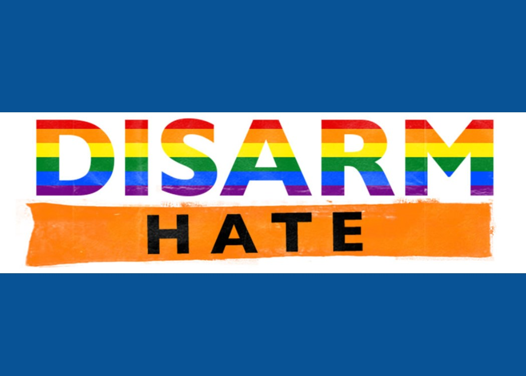 Disarm Hate South Carolina Equality