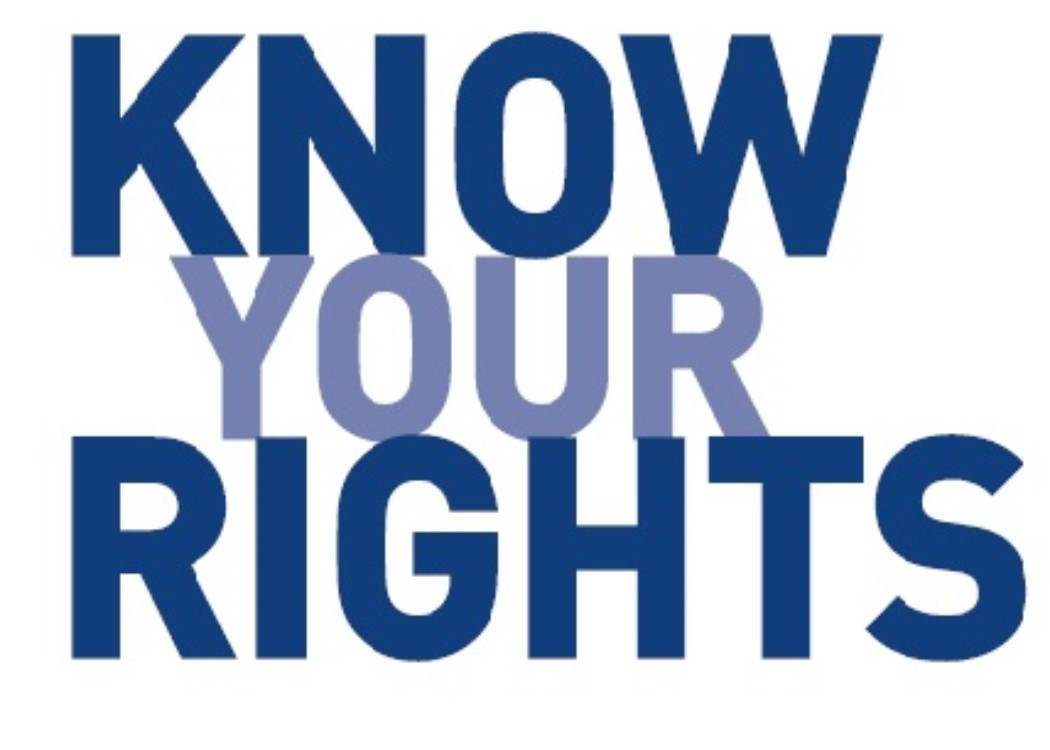 Know Your Rights SC Equality