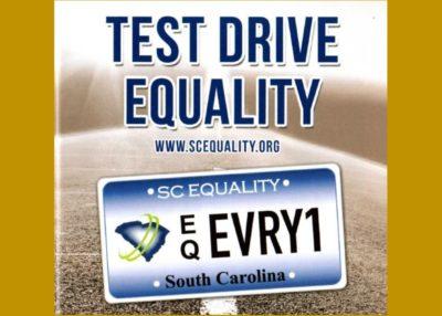 Test Drive Equality South Carolina Equality